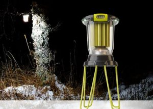 Luminiser Powerful Indoor And Outdoor LED Light
