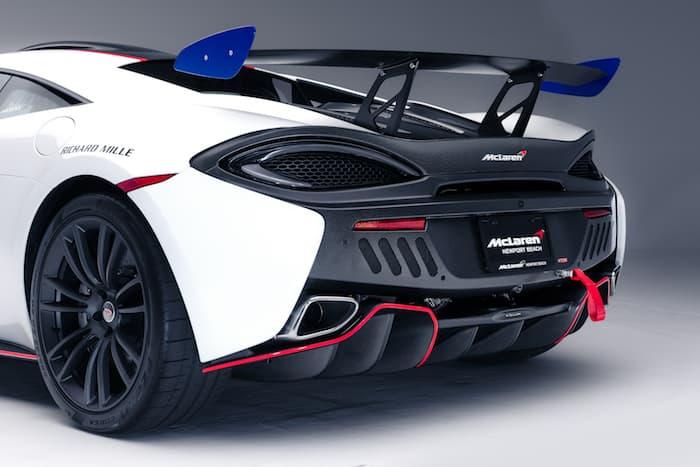 McLaren MXO X