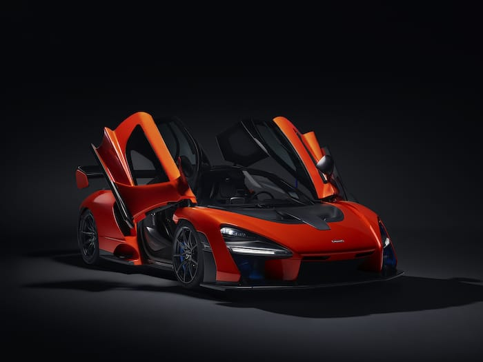 McLaren Announces Record Sales For 2017