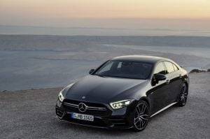 New Mercedes-AMG CLS 53 4MATIC+ Announced (Video)