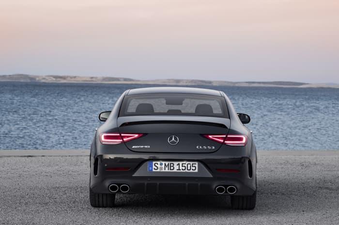 Mercedes-AMG CLS 53+
