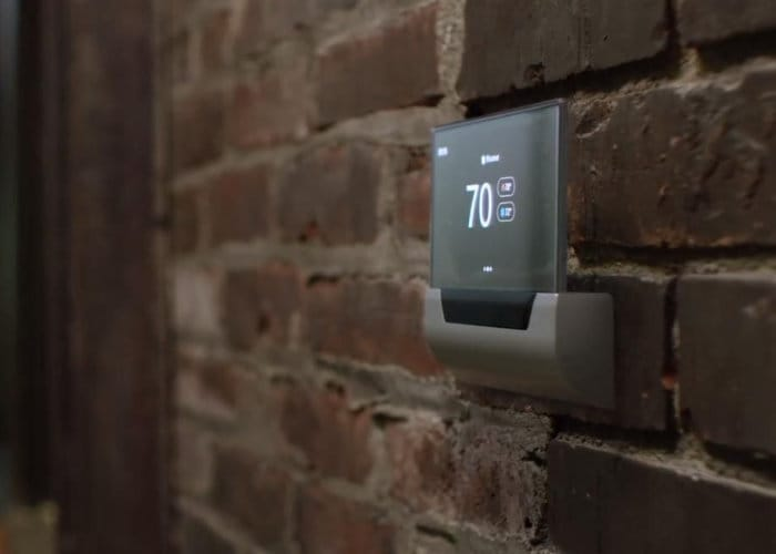 Microsoft GLAS Smart Thermostat