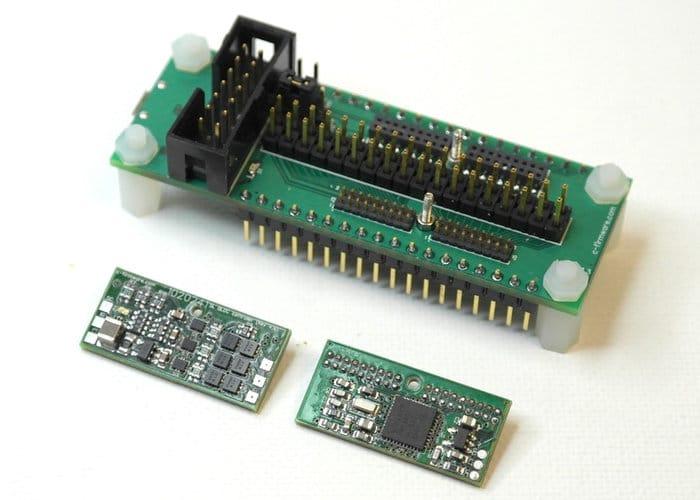 Modular Sensorless BLDC Motor Controller