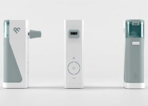 NanoParticle Saline Steam Inhaler Hits Kickstarter