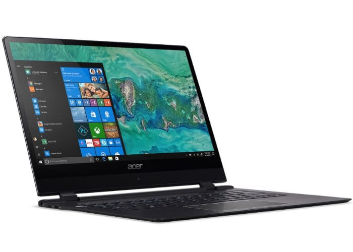 New Acer Swift 7 Laptop