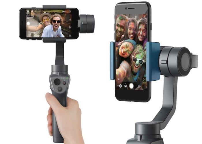 New DJI Osmo Mobile Handheld Smartphone Stabiliser