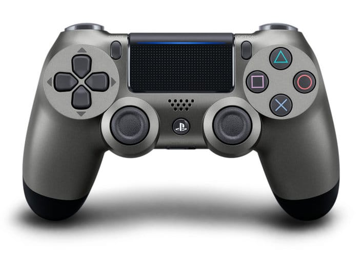 New DualShock 4 Controllers