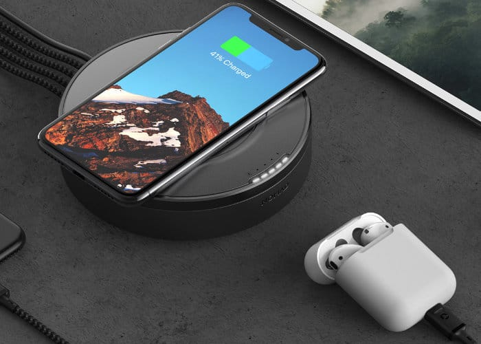 New Nomad Wireless Charger And Hub