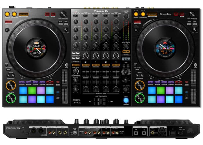 NEW DRIVER: PIONEER XDJ-1000 DJ CONTROLLER