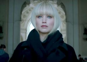 New Red Sparrow Spy Thriller Trailer Starring Jennifer Lawrence Released