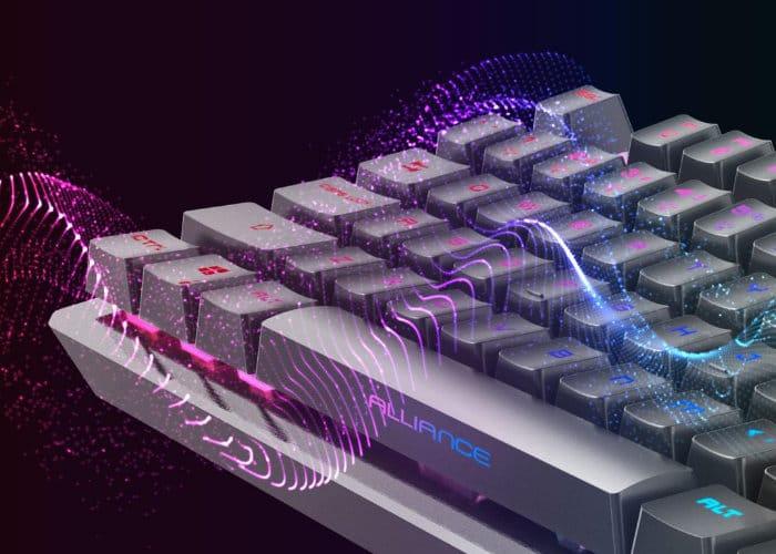 Ozone Alliance Hybrid Gaming Keyboard