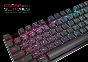 Ozone Alliance Hybrid Gaming Keyboard Launches For €50