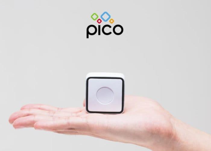 PiCO Pocket Air Quality Monitor