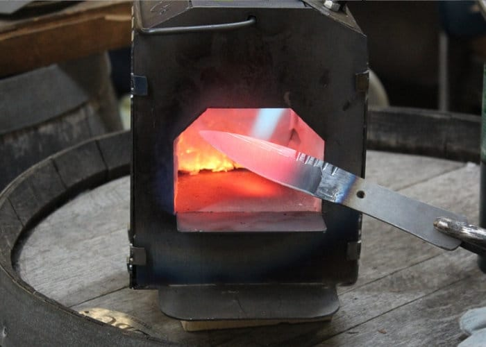 Portable Blacksmithing Forge Hits Kickstarter