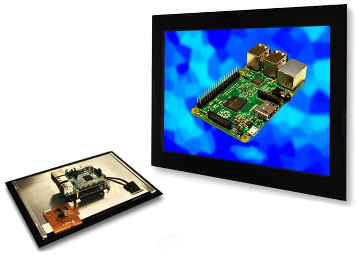 Raspberry Pi 10.1-inch Touch Screen Display