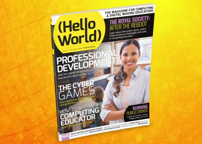 Raspberry Pi Hello World Magazine