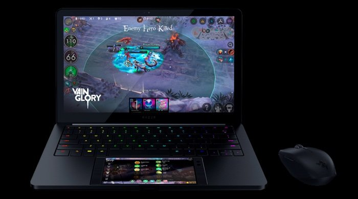 Razer's 'Project Linda' turns your phone into a gorgeous laptop