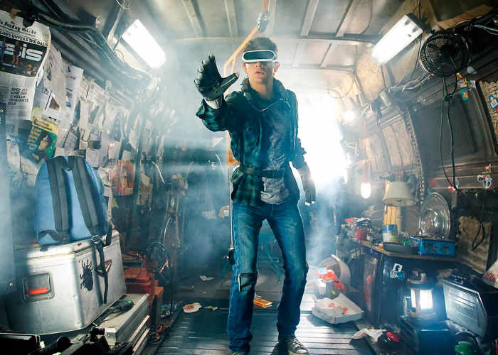 Steven Spielberg Narrates New Ready Player One Trailer
