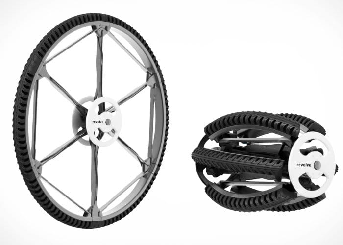 Revolve Collapsible Wheel