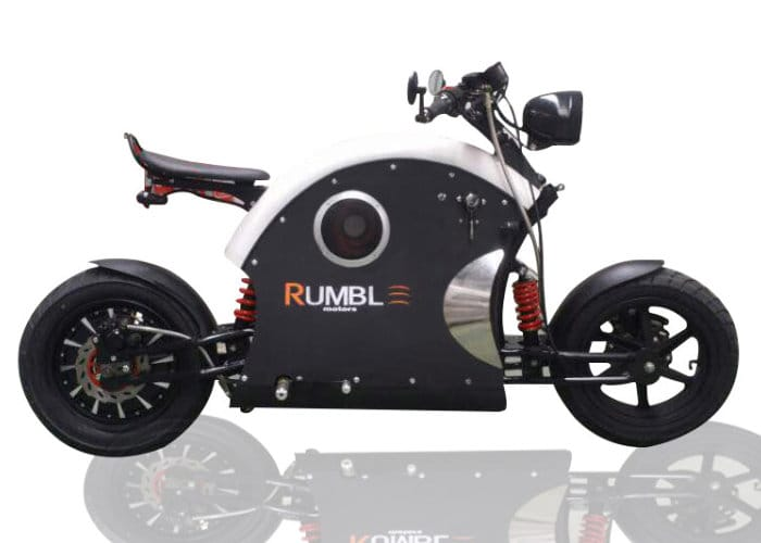 Rumble Electric Bike