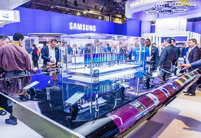 Samsung talks up innovation ahead of CES 2018