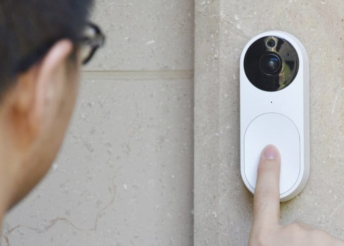 Belle Smart Doorbell With Artificial Intelligence