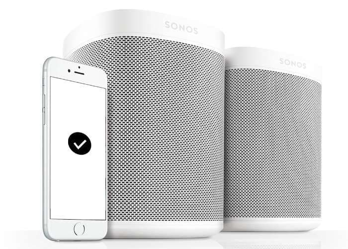 Sonos bundle offer 2 Alexa-powered speakers at a discount