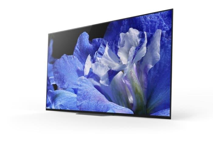 new sony af8 4k oled tvs announced at ces geeky gadgets. Black Bedroom Furniture Sets. Home Design Ideas