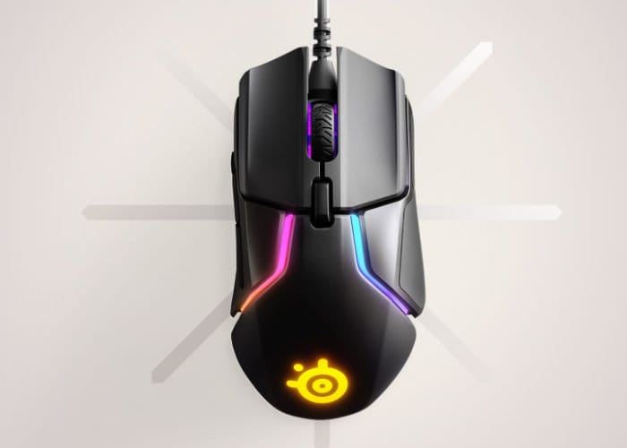 SteelSeries Rival 600 packs dual optical sensors for superior tracking