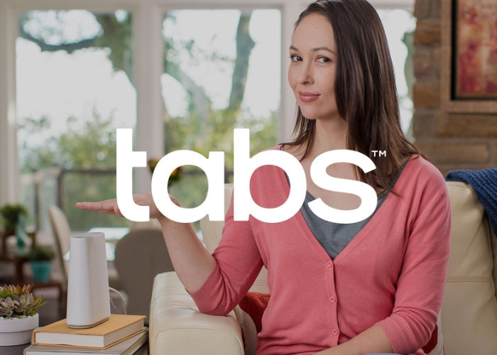 Tabs Smart Home Tracking And Security System