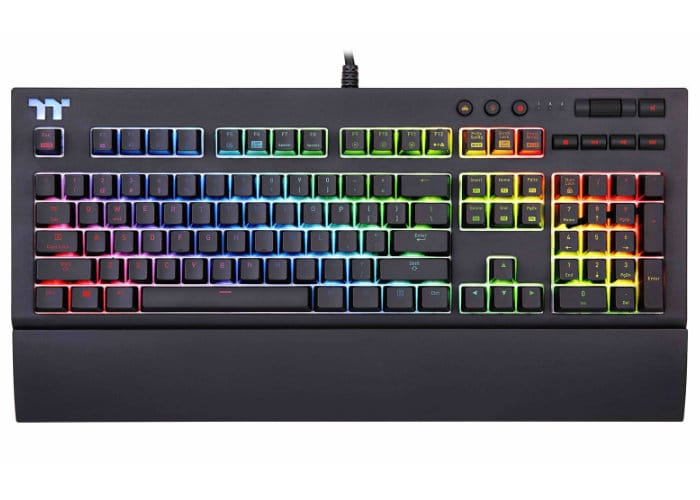 Thermaltake X1 RGB Cherry MX Mechanical Gaming Keyboard