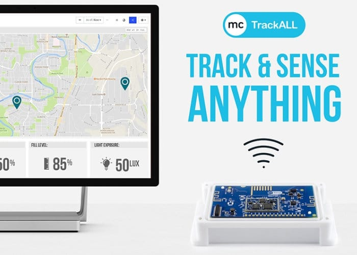 TrackALL Internet Of Things Tracking System