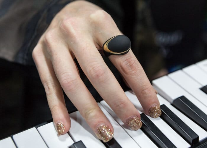 Wireless MIDI Ring