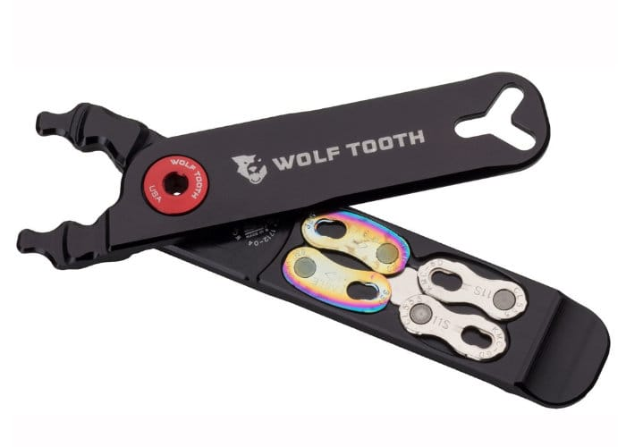 Wolf Tooth Master Link Combo Pliers Multitool