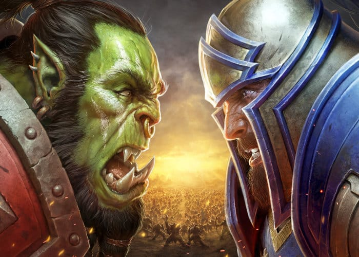 World of Warcraft Battle for Azeroth Expansion