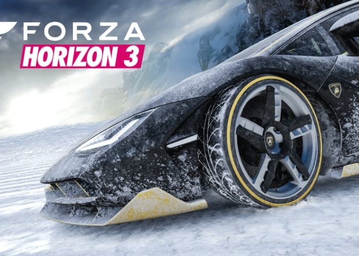 Xbox One X 4K Ultra HD Patch Released For Forza Horizon 3