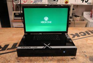 Xbox One X Laptop