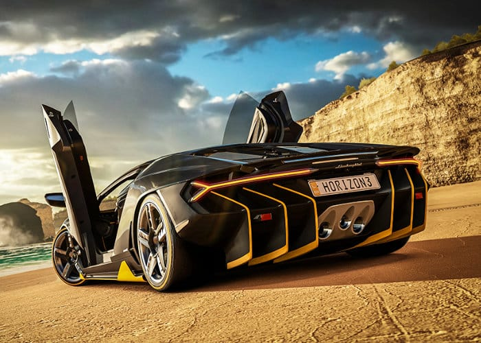 Forza Horizon 3 revs up a gear with Xbox One X support