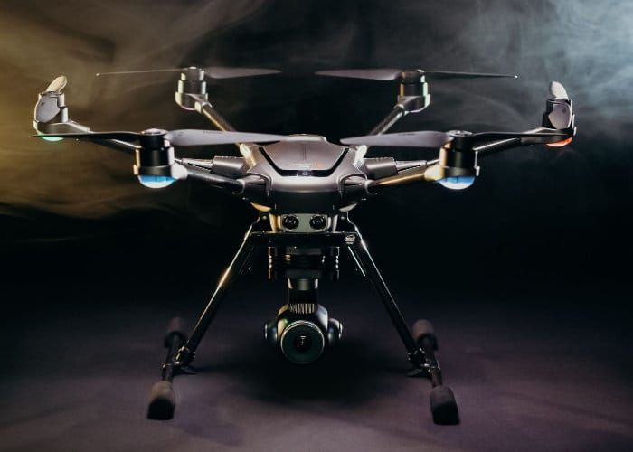 Yuneec Typhoon H Plus Camera Drone