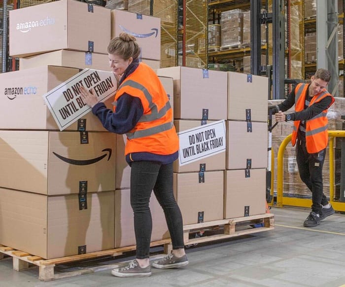 More than 5bn items shipped with Amazon Prime in 2017