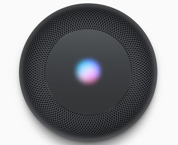 Siri Apple HomePod