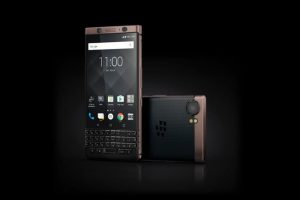 BlackBerry KeyOne Bronze Edition Launched In China