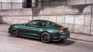 Very First Production Ford Mustang Bullitt Heads to Charity Auction
