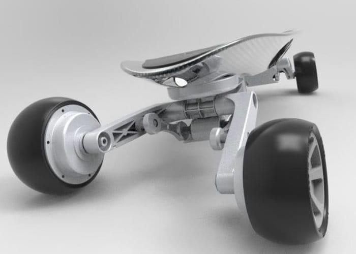 electic skateboard