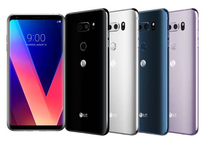 Improved LG V30 With Advanced AI Tech May Launch At MWC 2018