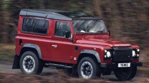 Land Rover Defender Works V8 Limited to 150 Units