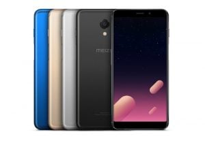 Meizu M6s Smartphone Gets Official