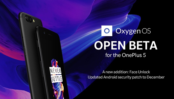 OnePlus 5T now gets Android Oreo through open beta