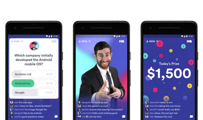 HQ Trivia is now officially available for Android users