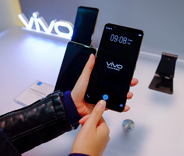 Vivo X20 Plus UD - First Smartphone With An Under-Display Fingerprint Sensor!
